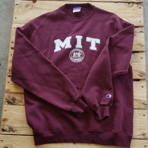 VTG MIT Champion Swearshirt